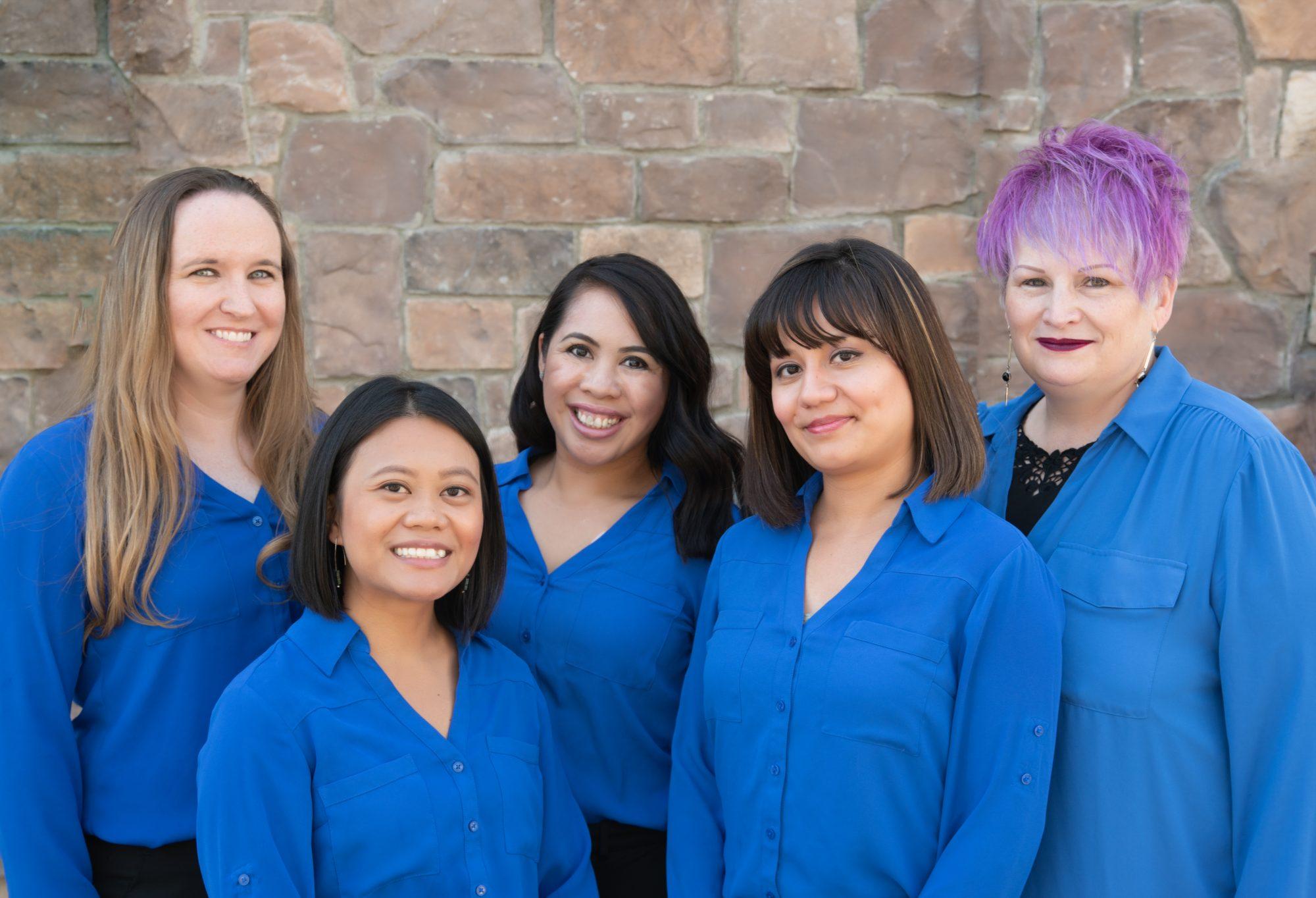 Bright Eyes Optometry Staff